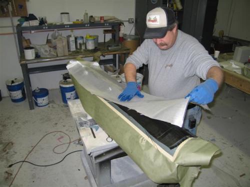 Изготовление из стеклопластика своими руками
