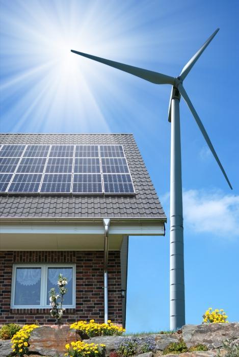 Ветряные электростанции для частного дома